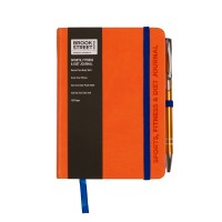 'A' Grade Sports Fitness & Diet Notebook A6