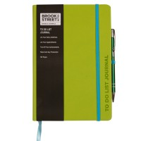 'A' Grade To Do List Notebook A5