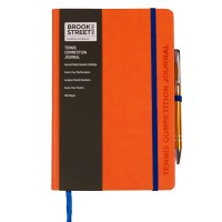 Tennis Competition Notebook A5