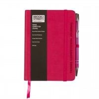 Tennis Competition Notebook A6