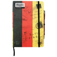 Germany Flag Notebook A5