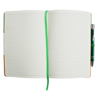 Ireland Flag Notebook A5
