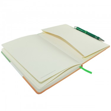 Ireland Flag Notebook A5
